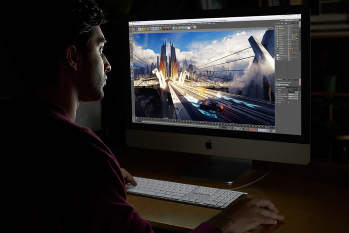 The powerful iMac Pro is a machine made for creative professionals.