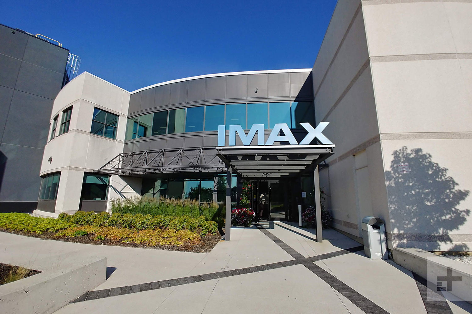 imax theater outside