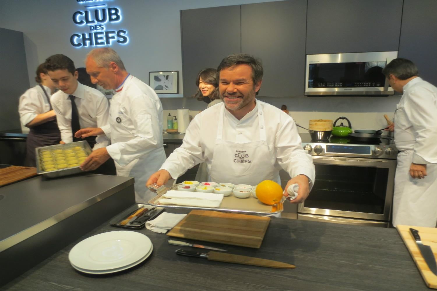 samsung teams top notch chefs celebrate launch new home gear img 0755