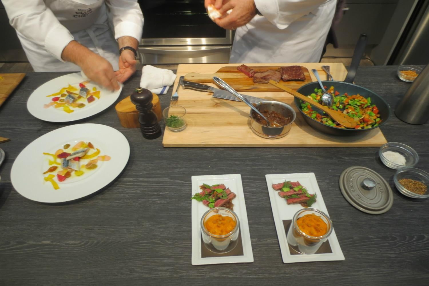 samsung teams top notch chefs celebrate launch new home gear img 0776