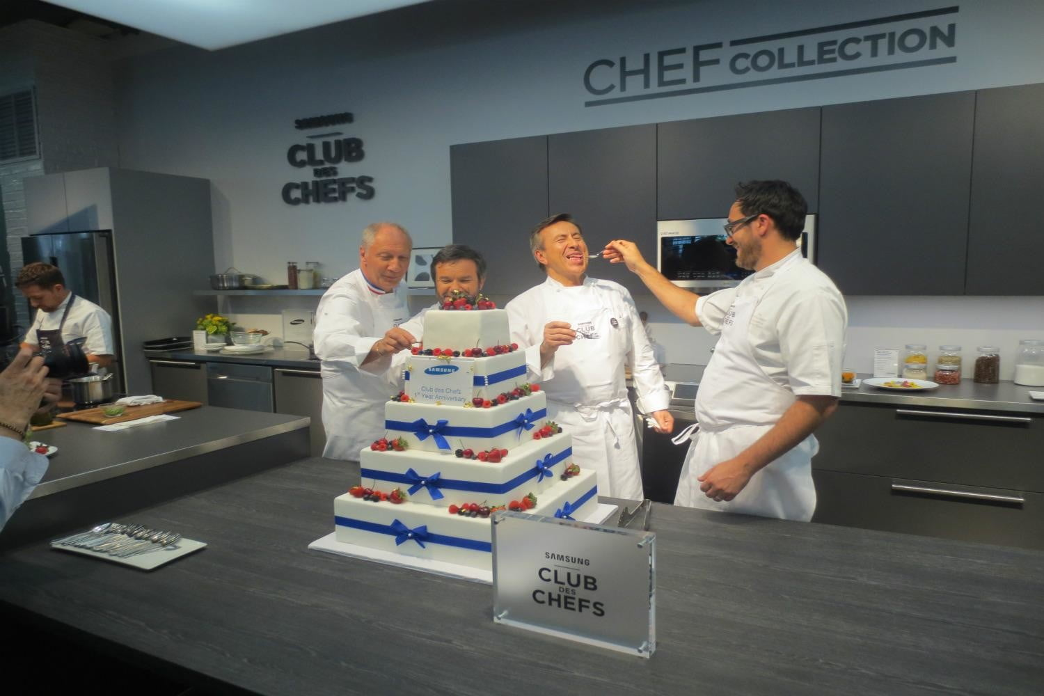 samsung teams top notch chefs celebrate launch new home gear img 0794