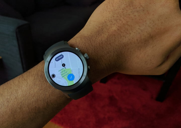 uber android wear 2