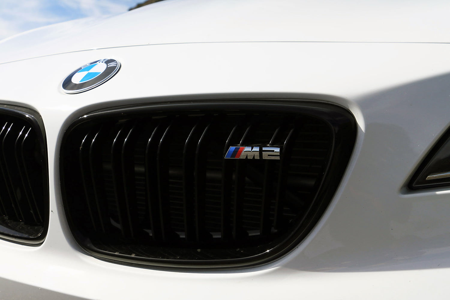bmw tuner dinan gives the m2 a performance focused makeover we go for spin img 5523