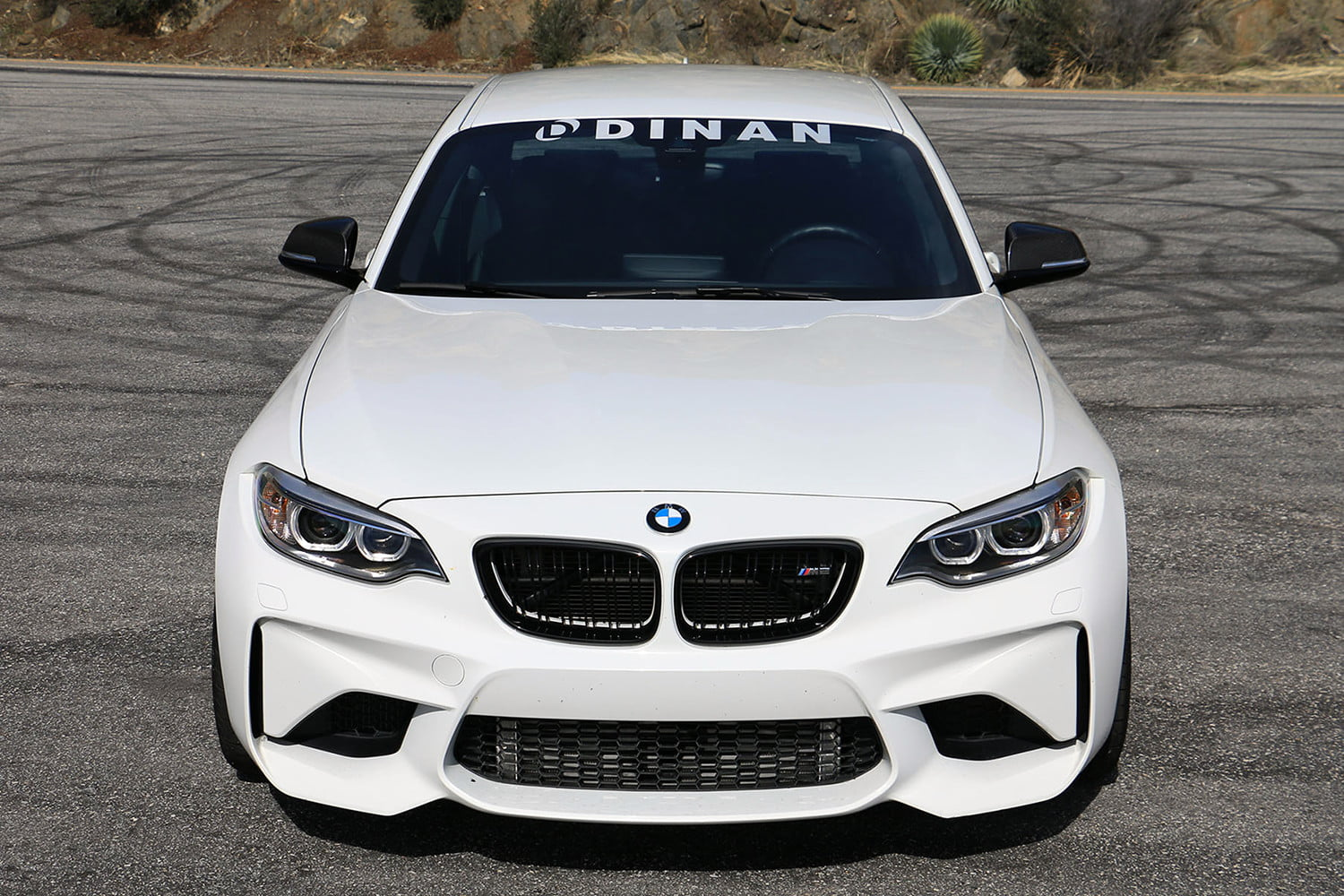 bmw tuner dinan gives the m2 a performance focused makeover we go for spin img 5546