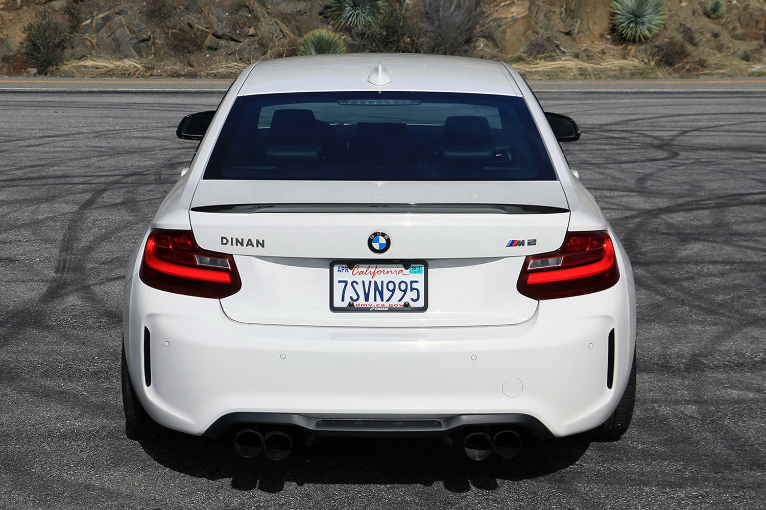 bmw tuner dinan gives the m2 a performance focused makeover we go for spin img 5562