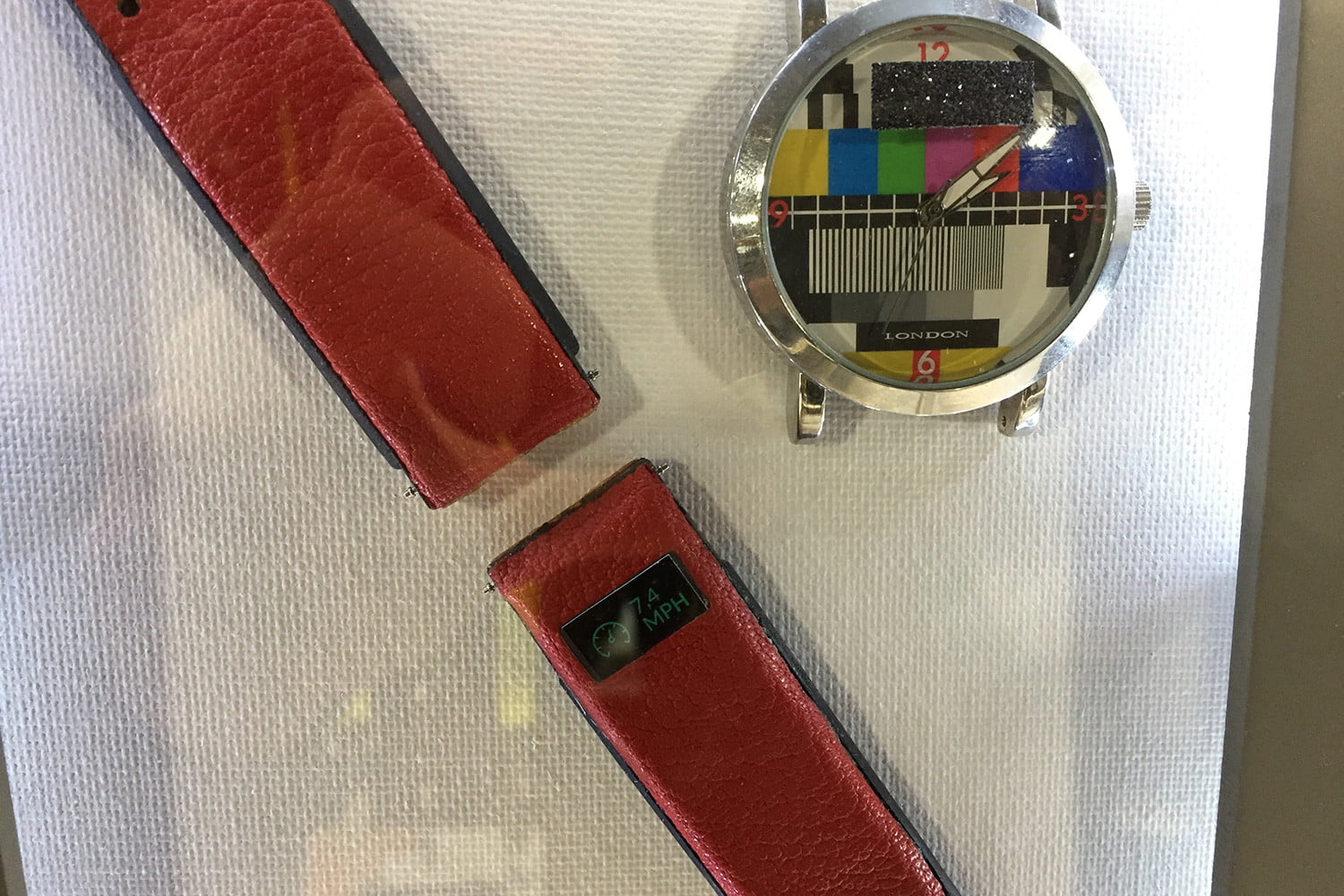 ct band smart watch ces 2017 img 6042