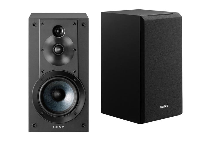 sony expands high resolution audio line features affordable performance speakers cs5