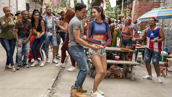 A scene from In the Heights.