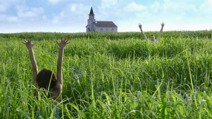 In the Tall Grass, best horror movies on Netflix