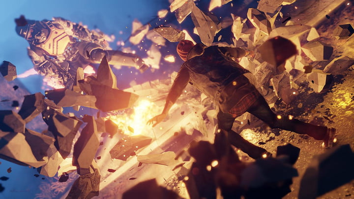 Infamous Second Son screenshot 22