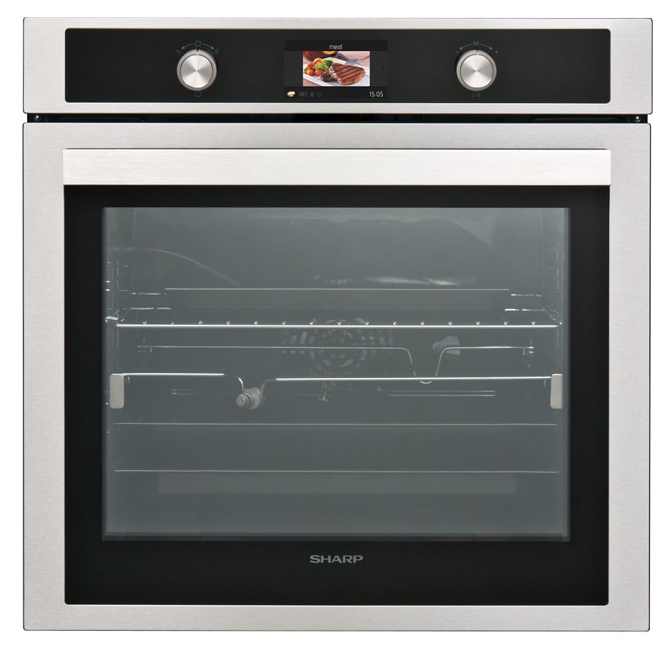 sharp love2cook innit smart oven enabled 3
