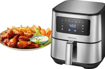 Save over 50% with these early Labor Day air fryer deals