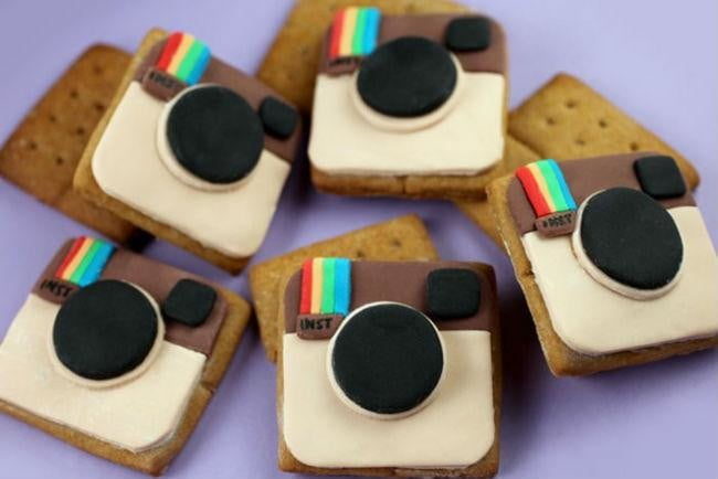 the best new way to use instagram is for recipe inspiration cookies
