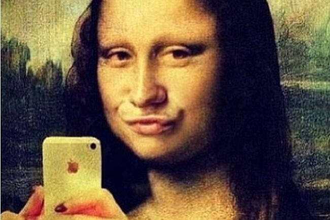 replace all your instagram friends with satiregram duckface