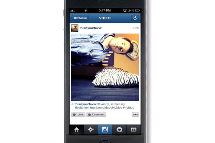 instagram plays a starring role in music videos video