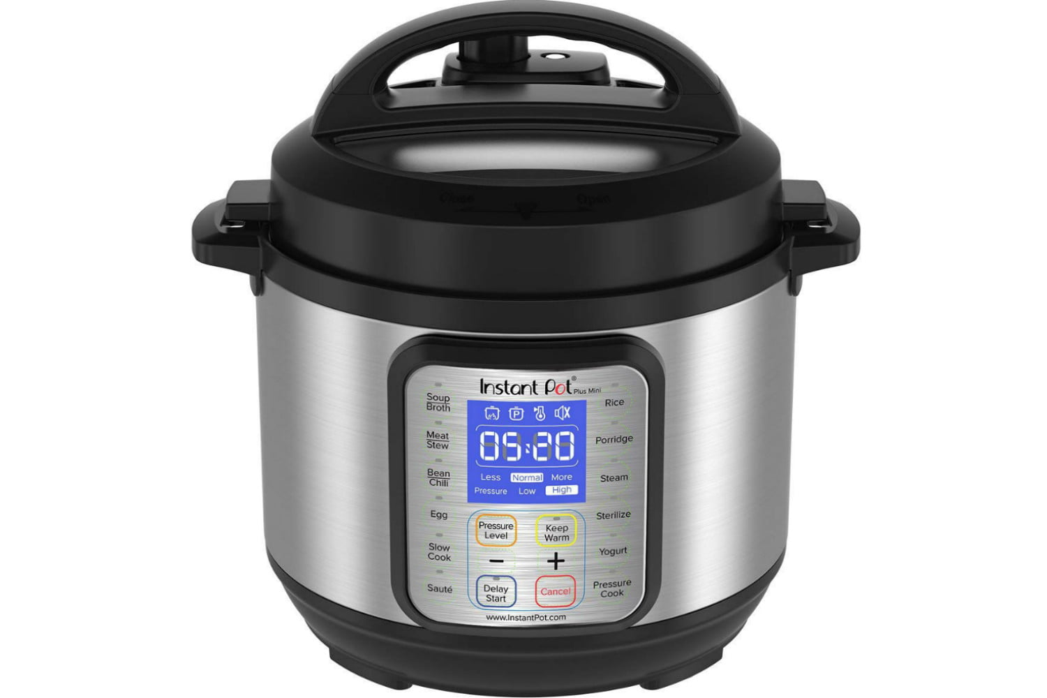 amazon shatters price for best selling instant pot duo plus pressure cooker mini 3