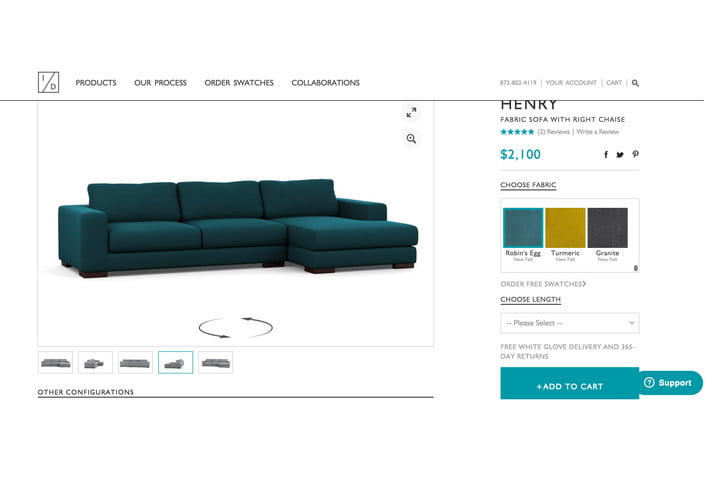 interior define and benchmade modern make custom couches customizable couch 3