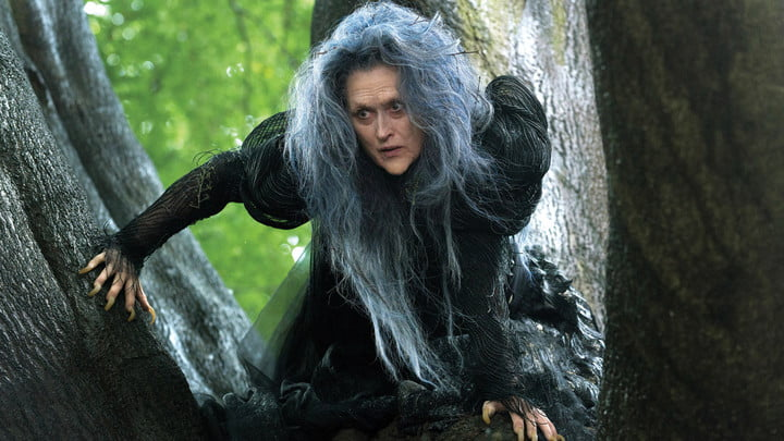 Into the Woods on Disney+