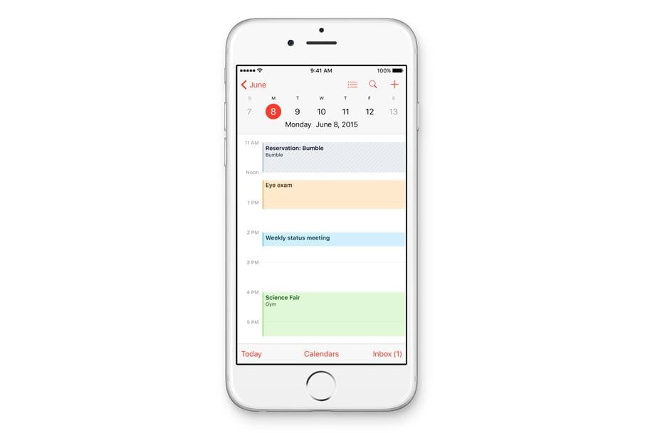 everything you need to know about apples wwdc 2015 keynote ios 9 calendar