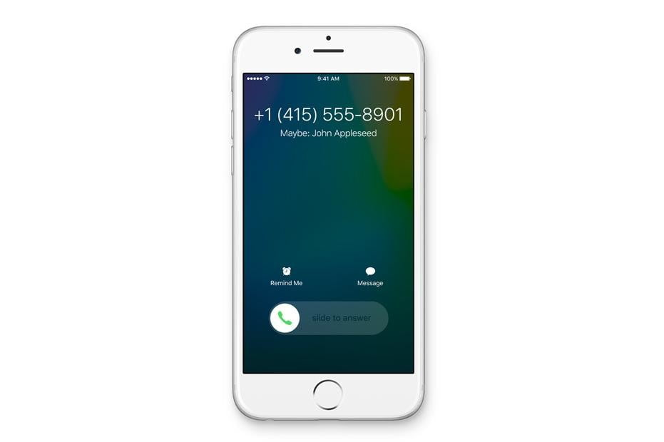 everything you need to know about apples wwdc 2015 keynote ios 9 caller id