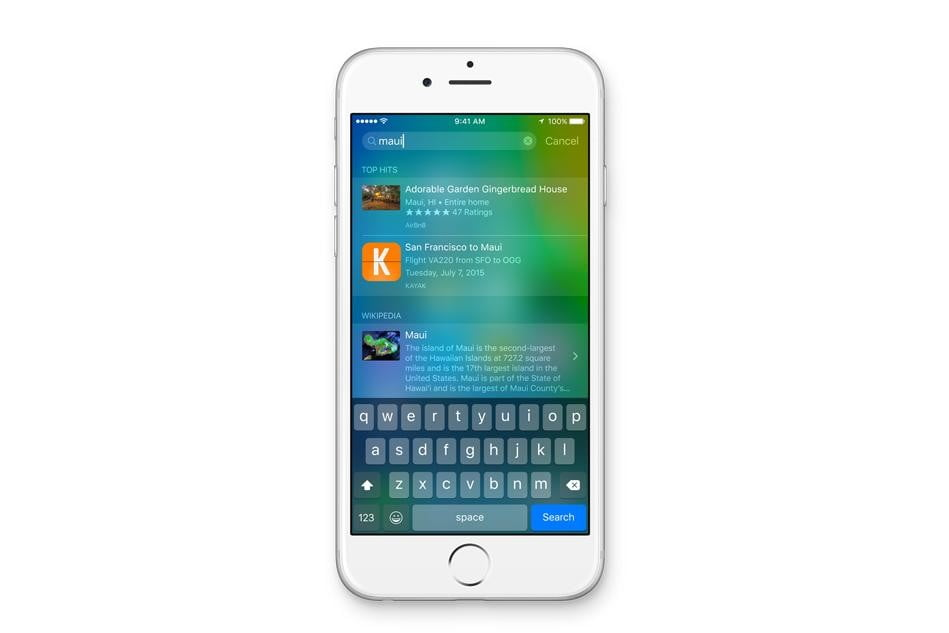 everything you need to know about apples wwdc 2015 keynote ios 9 search