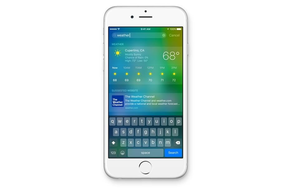 everything you need to know about apples wwdc 2015 keynote ios 9 weather