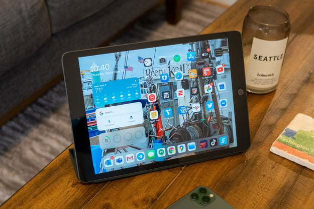 apple ipad 8th gen 2020 review space grey 11