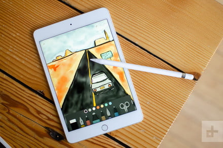 A larger iPad Mini with Air-style thin bezels could still arrive this year