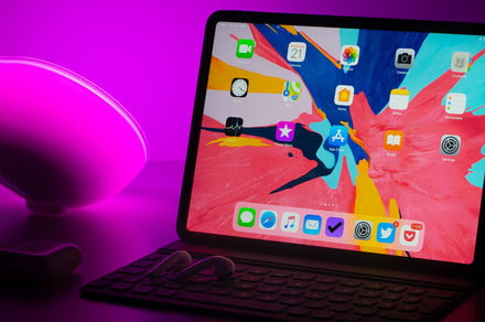 The new iPad Pro's OLED screen could come later than expected