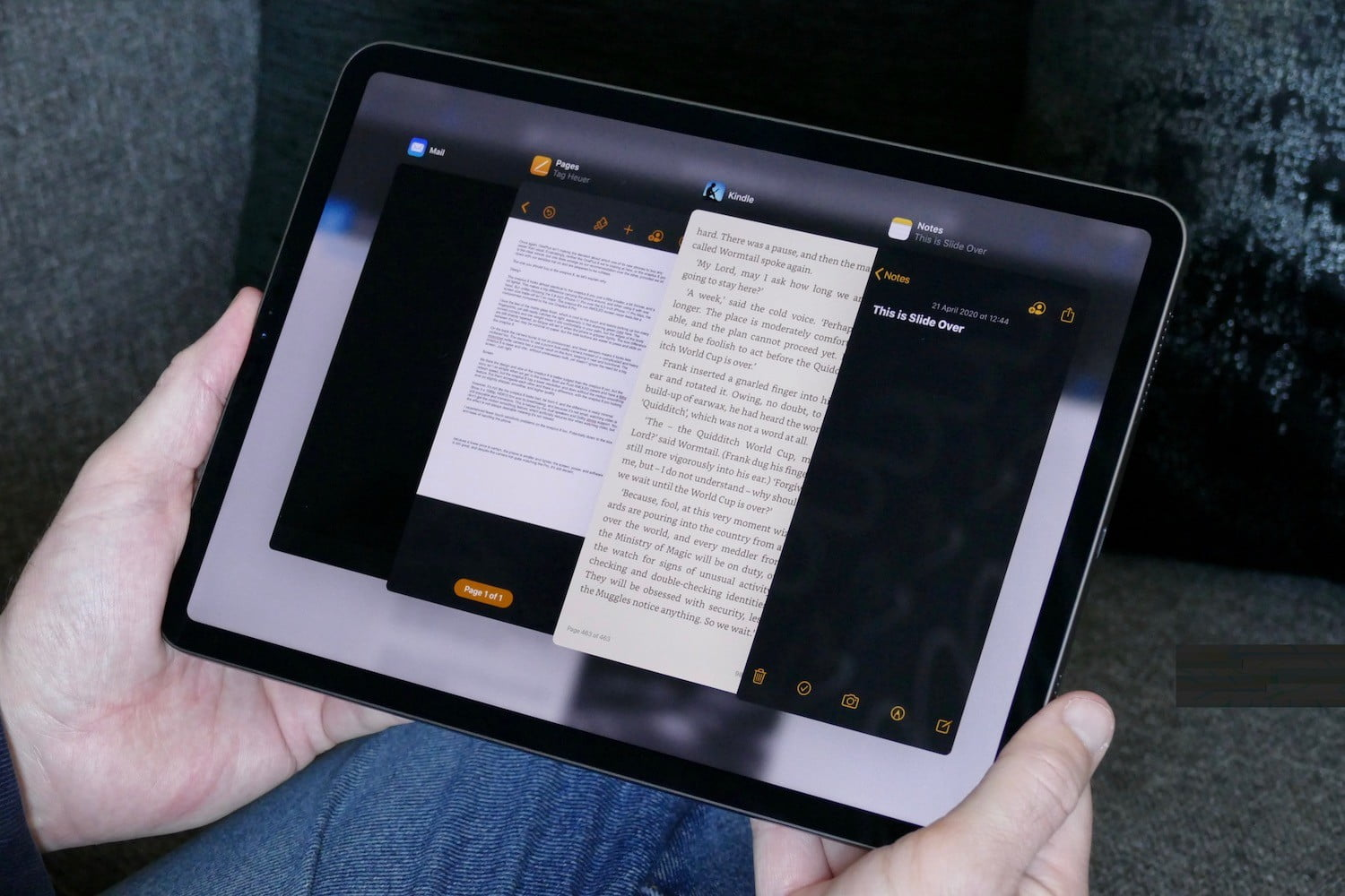 apple ipad pro 2020 review expose