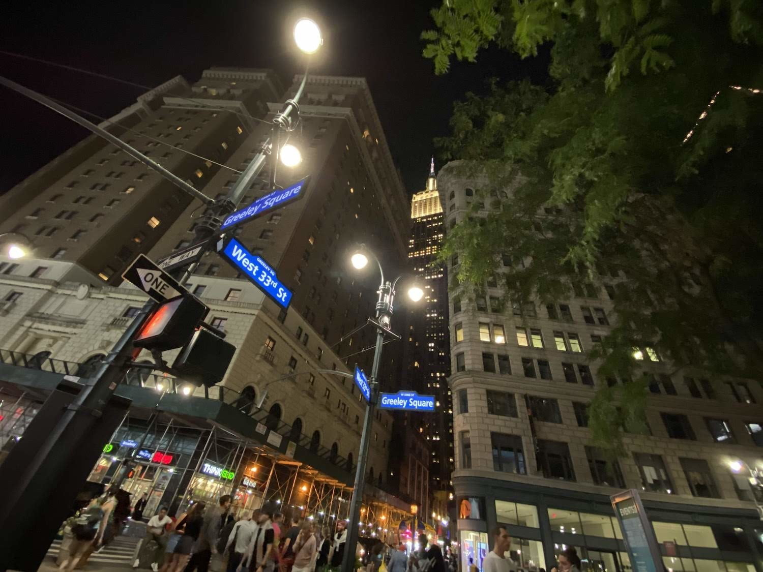 iphone 11 pro review night wide angle 1