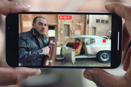 Apple video focuses on the differences between its new iPhone 13 handsets