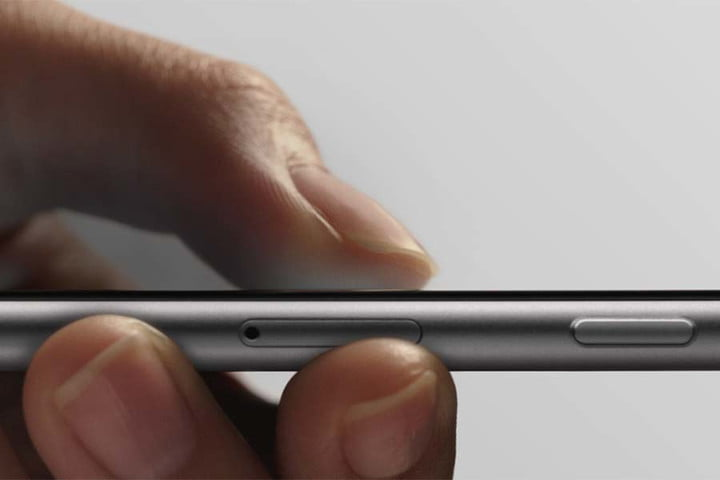 apple files a patent for fingerprint cloud uploads and storage iphone 6s multi touch video large