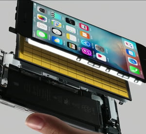 how much does it cost to make iphone disassembled