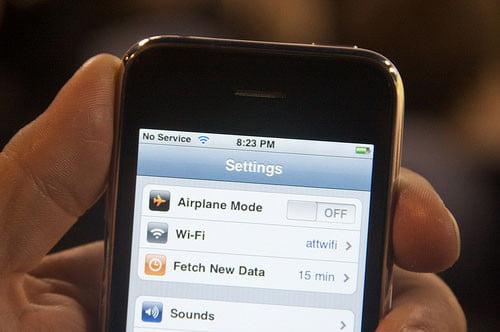How to improve iphone reception