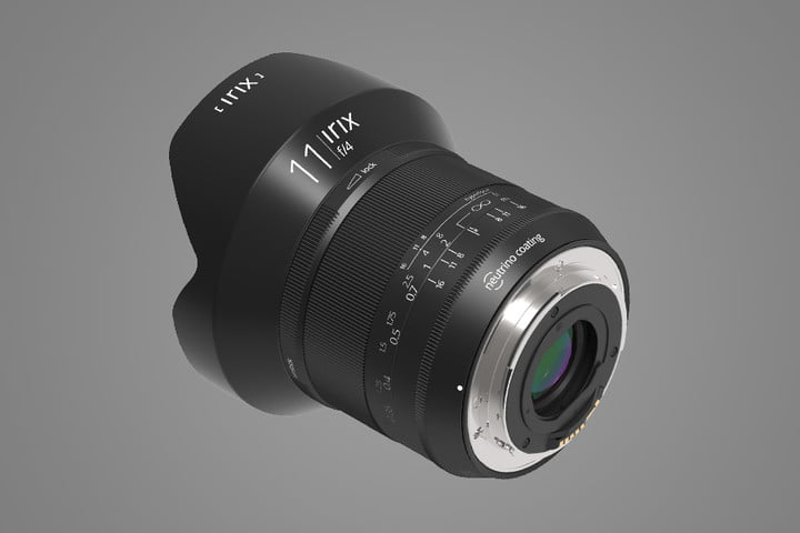 irix launches 11mm lens