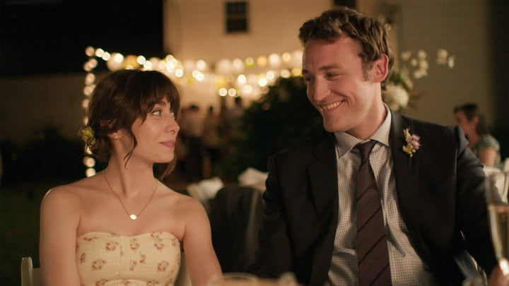 Cristin Milioti and Dan Soder in It Had To Be You.
