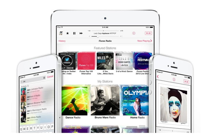 apple begins global roll out of itunes radio starts with australia