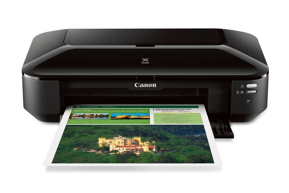 canon new printers ces2014 ix6820 as front sample