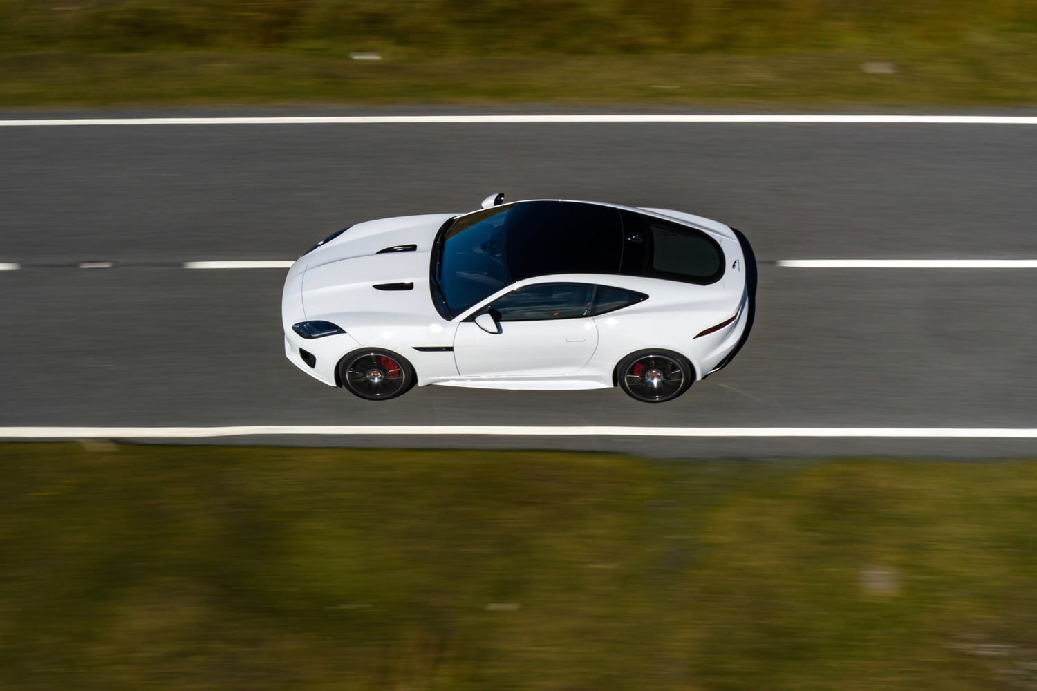 2020 Jaguar F-Type Checkered Flag Limited Edition