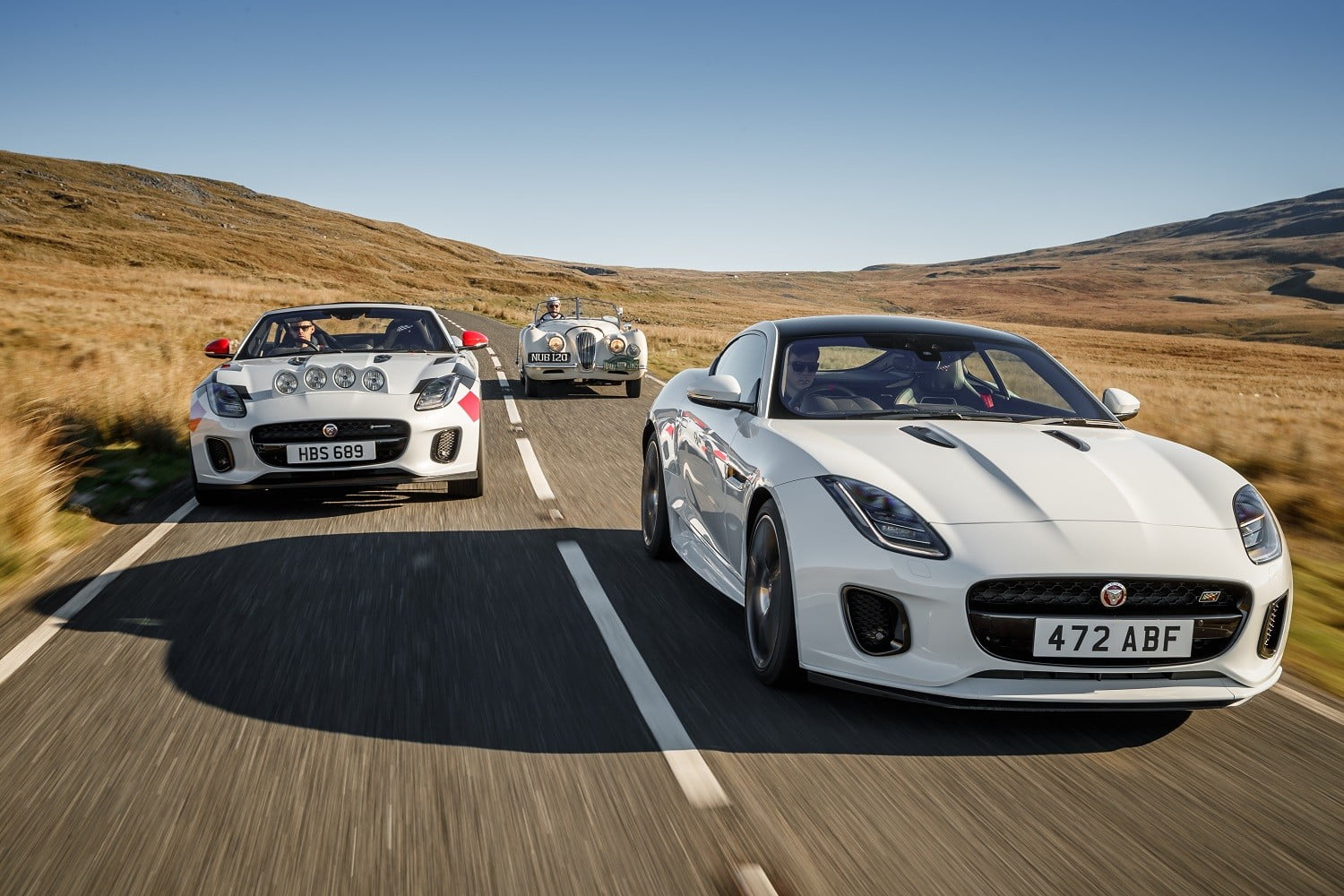 jaguar builds rally ready 2019 f type to turn heads car 3