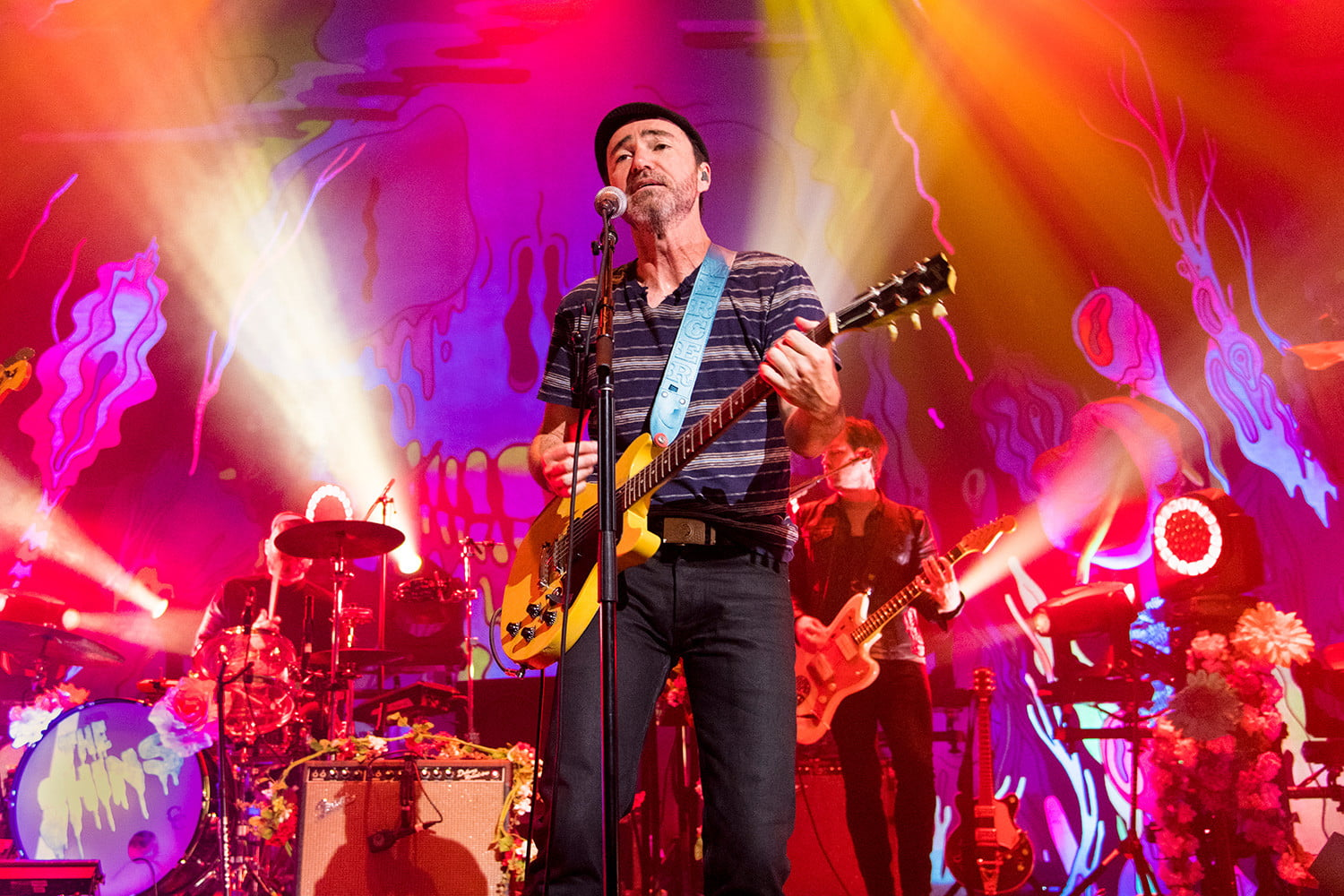 james mercer the shins trippy stage