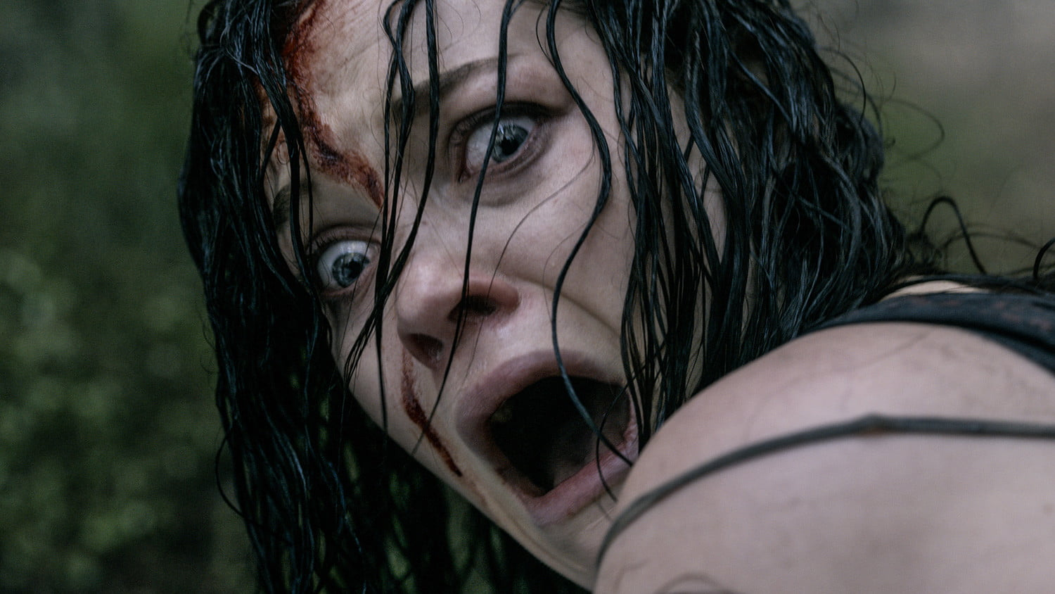 jane levy talks dont breathe evil dead and twin peaks evildead