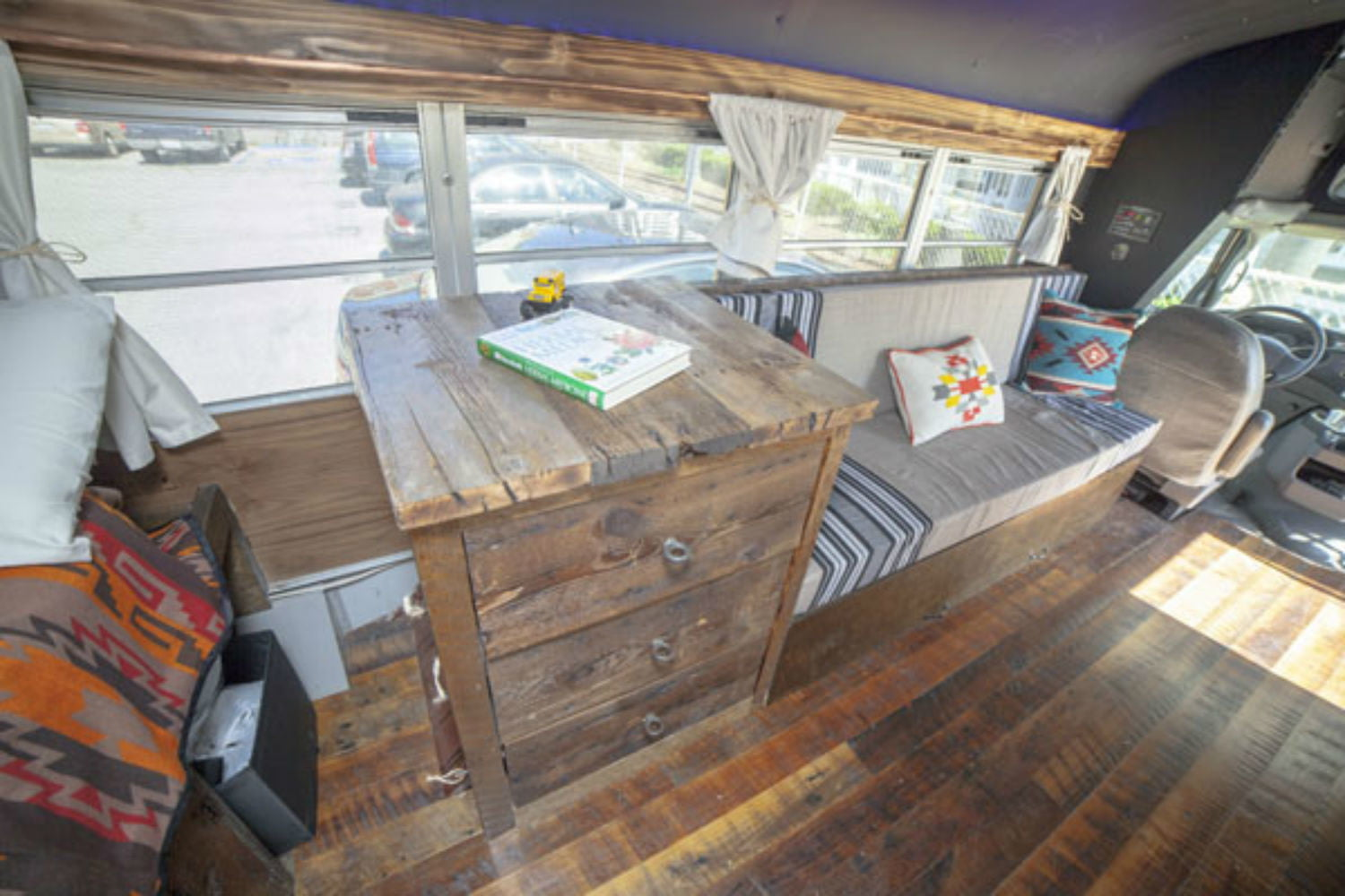 coolest bus to mobile home conversions jaxaustininside2