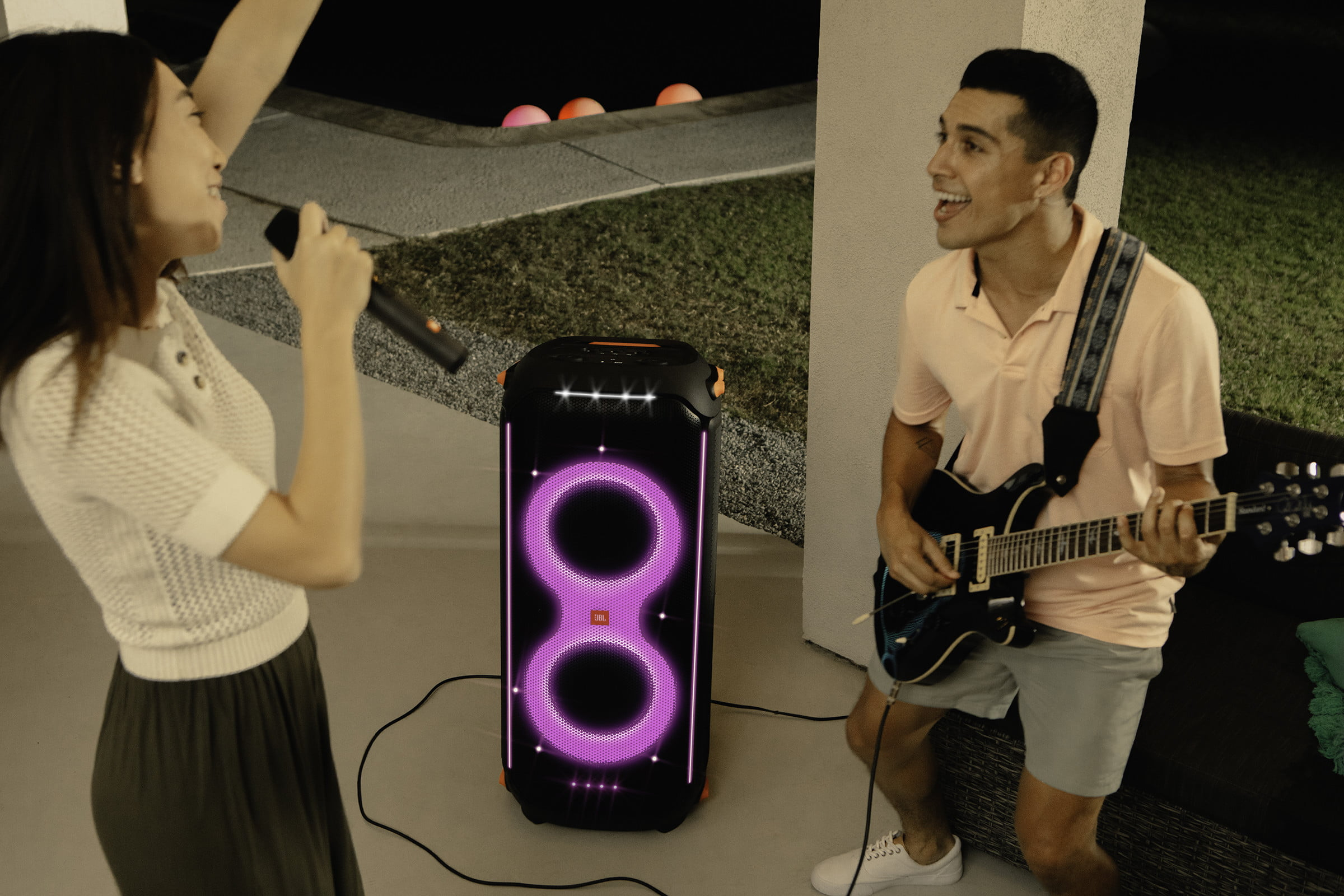 The JBL Partybox 710