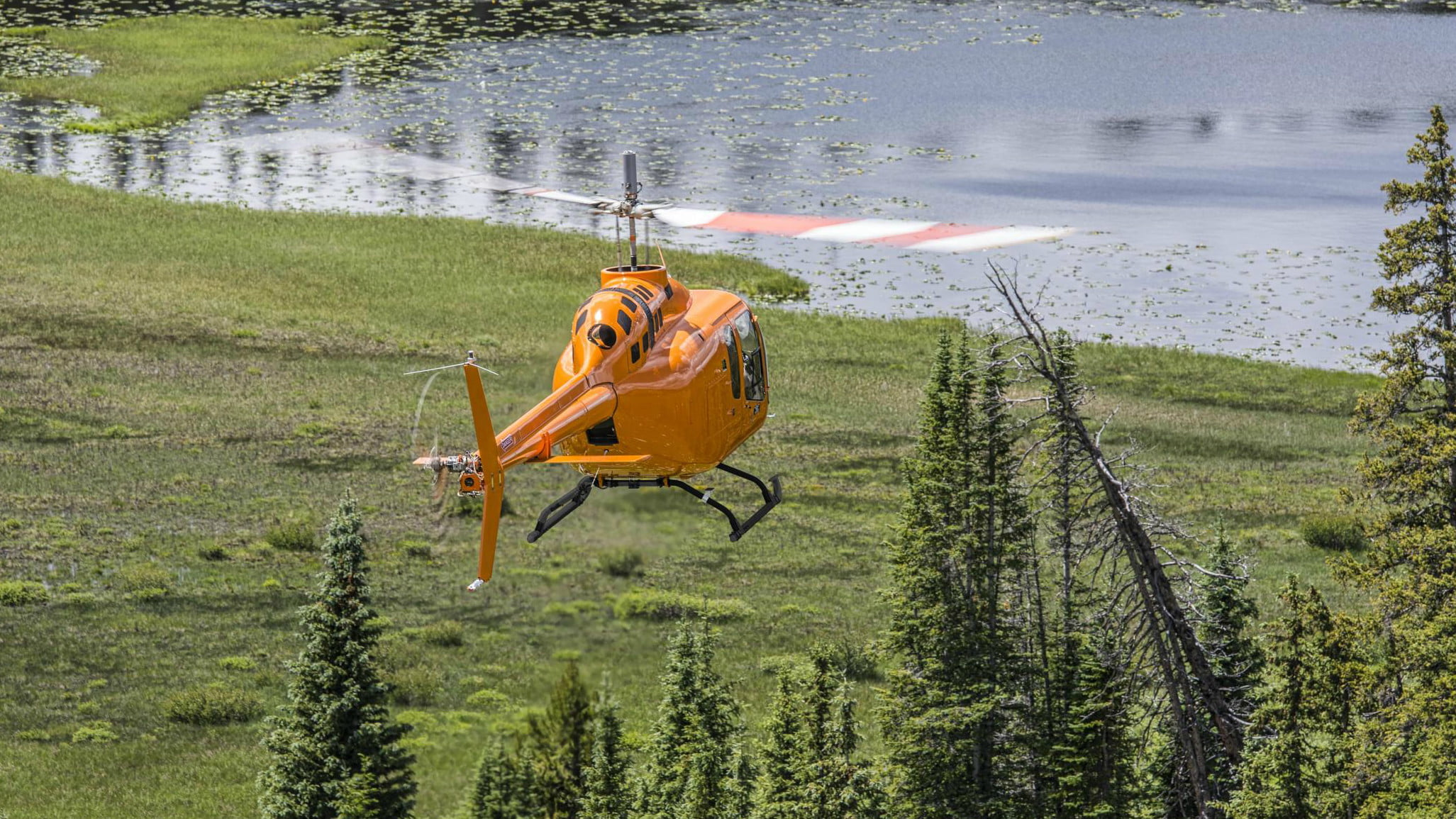 most expensive helicopters jet ranger x 4