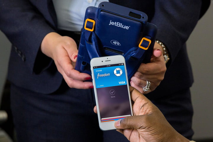 apple pay is about to expand outside the u s jetblue l