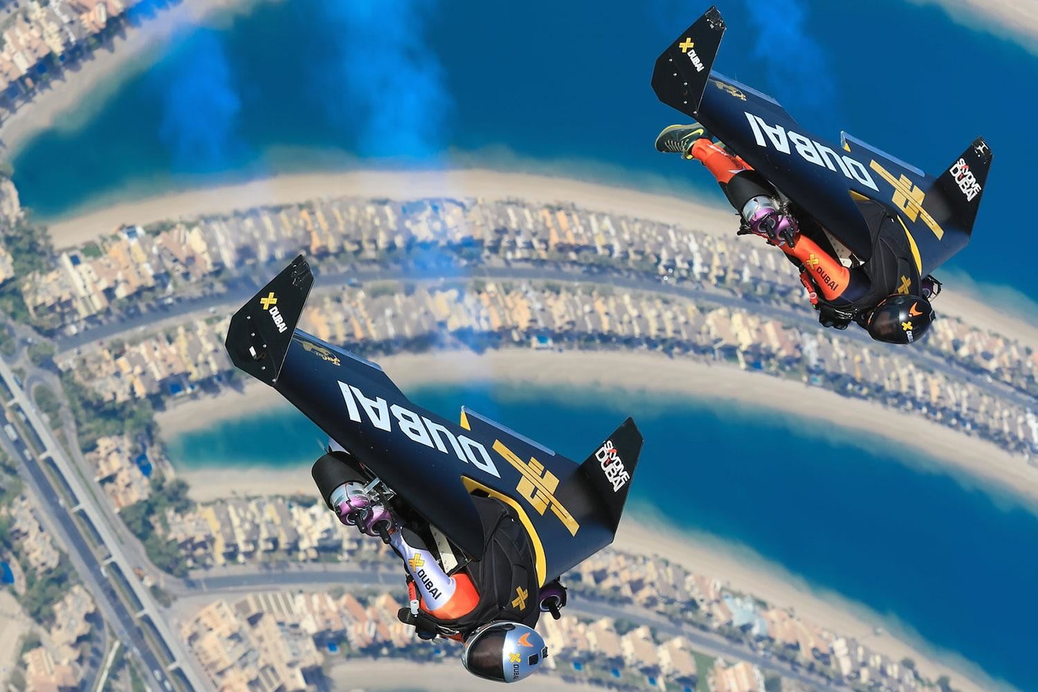 jetman dubai video news