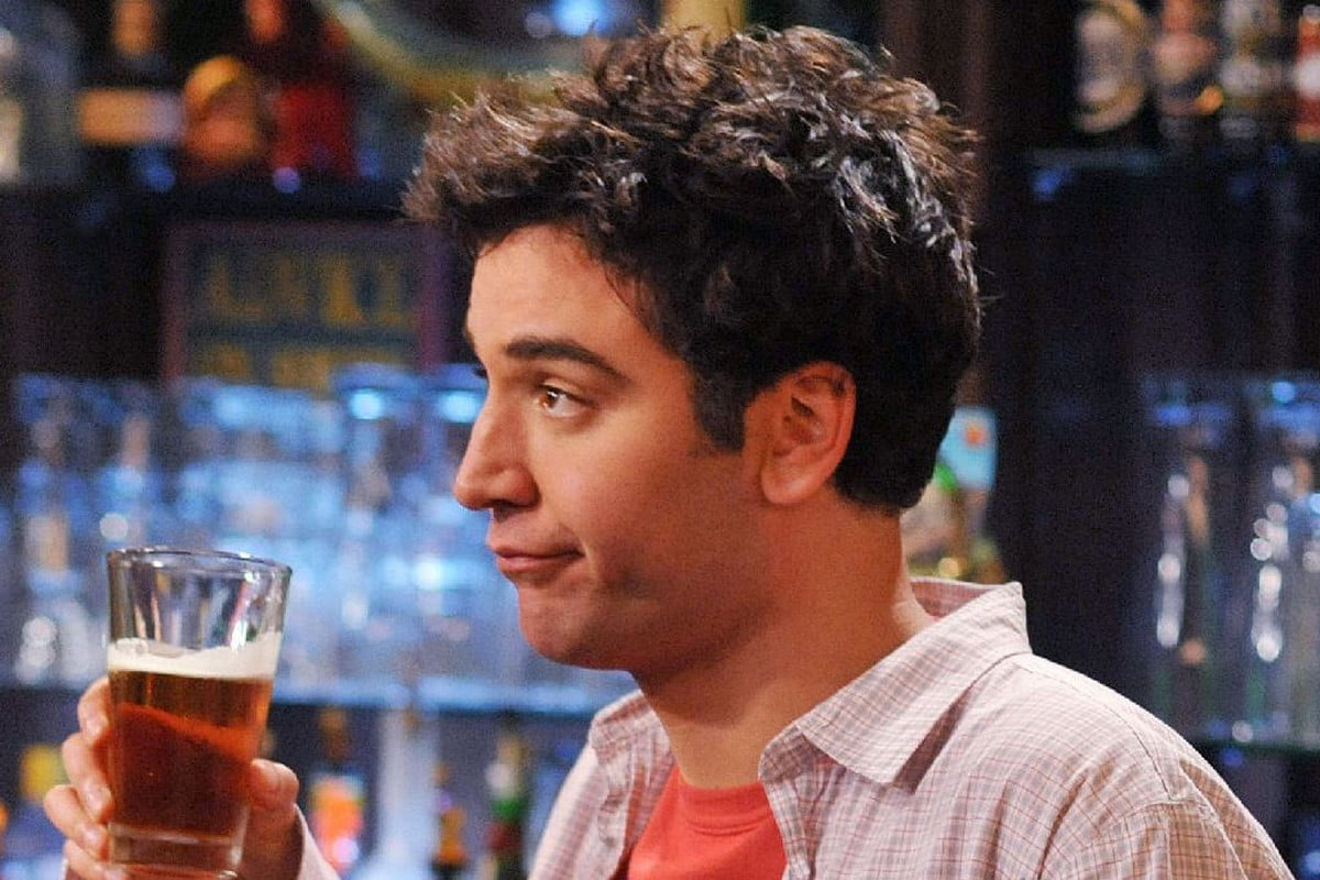most hated tv characters josh radnor as ted mosby how i met your mother