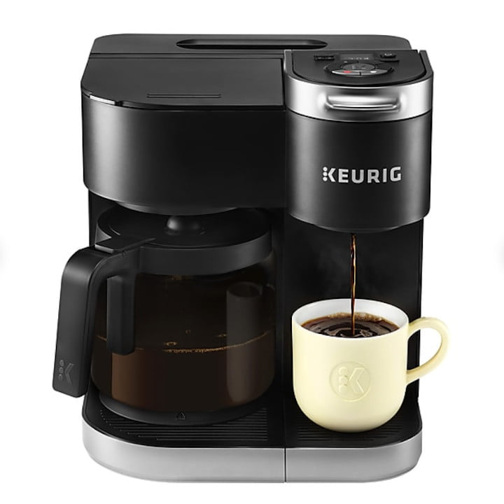 Keurig K-Duo is super cheap at Staples right now